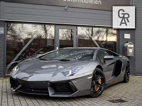Lamborghini Aventador 6.5 V12 LP700-4 | Lift systeem | 20 inch wielen | Navigatie |