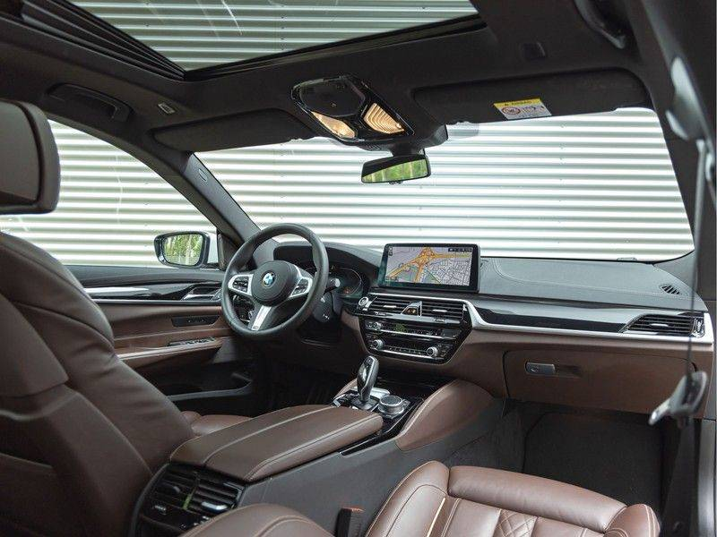BMW 6 Serie Gran Turismo 630i High Executive - M-Sport - Luchtvering - Facelift - Panorama afbeelding 3