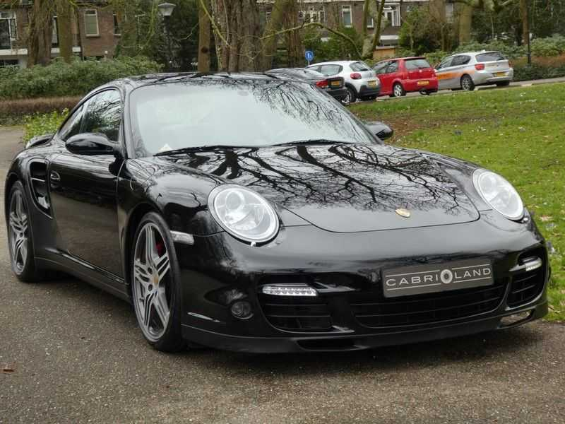 Porsche 911 3.6 Turbo afbeelding 21
