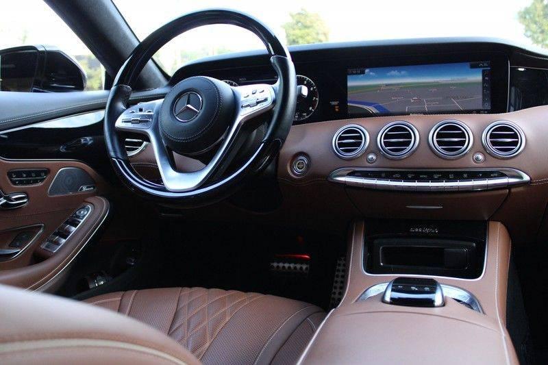Mercedes-Benz S-Klasse Cabrio 560 Premium Plus AMG-pakket, Burmester, 360 camera, Alcantara hemel, Stoelkoeling afbeelding 10