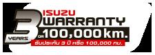 3 years isuzu warranty