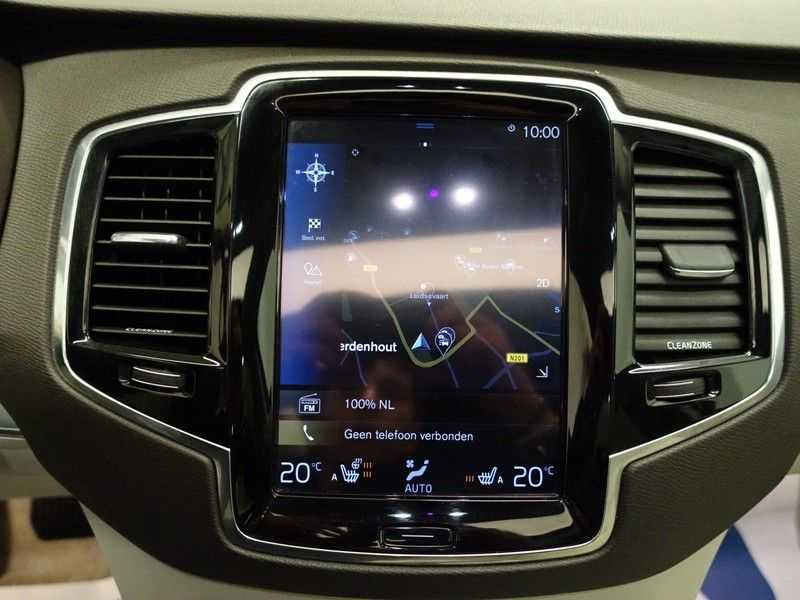 Volvo XC90 2.0 T8 Twin Engine 320pk R-Design uitv. Aut- 7 Pers, Pano, Leer, Camera, Head-up, Full! afbeelding 2