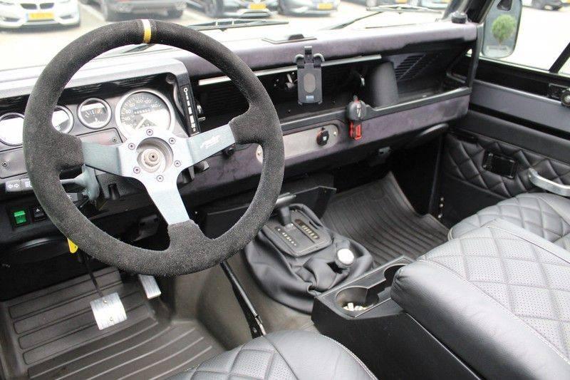 Land Rover Defender 110 Cabrio LS V8 aut. Uniek! afbeelding 4
