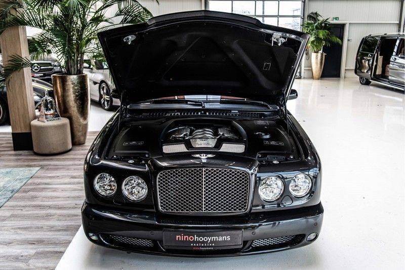 Bentley Arnage 6.8 V8 T (recent voor 20.000,- onderhouden) afbeelding 15