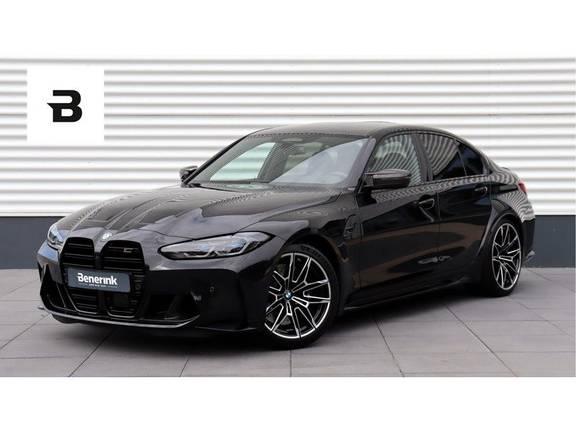 BMW M3 Competition Carbon exterieur, Harman/Kardon, Stoelventilatie