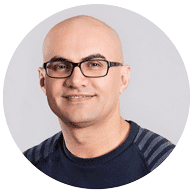 Yaser Adel Mehraban's headshot