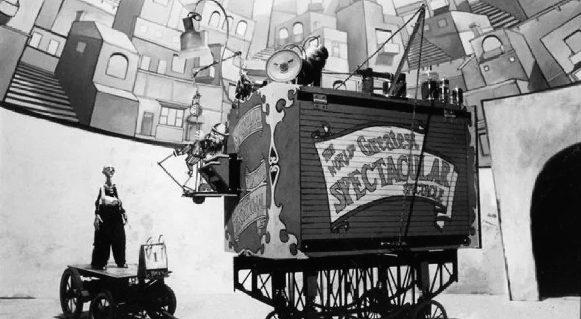 Мультфильм «Голодарь» по рассказу Кафки. Режиссер Том Гиббонс, 2002 год. Источник: kinopoisk.ru