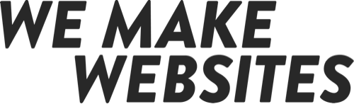 We Make Websites logo
