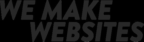We Make Websites logo