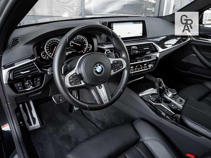 BMW 5 Serie 540i xDrive High Executive afbeelding 11