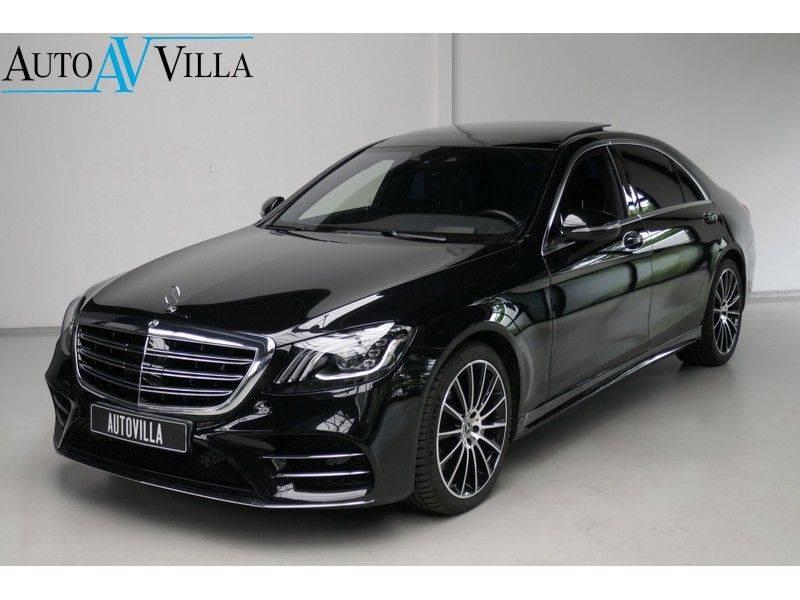 Mercedes-Benz S-Klasse 560 4Matic Lang Premium Plus afbeelding 1