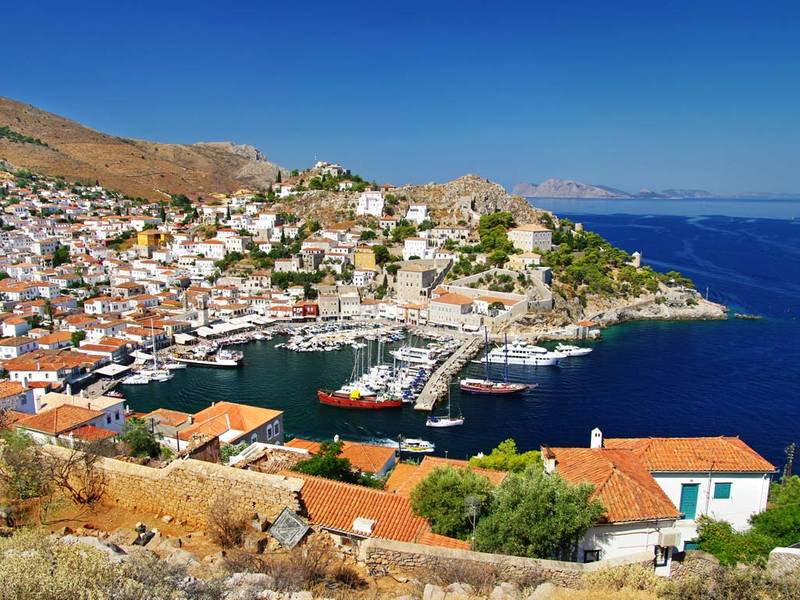 Discovering Ermioni on a Greece Sailing Holiday