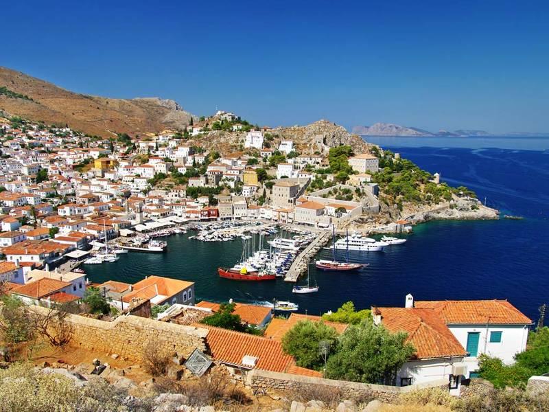 Take a Greece Sailing Trip to the Home of Poseidon Himself