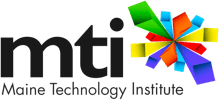 Maine Technology Institute (MTI) logo