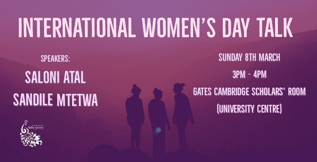 International Women's Day Talk
