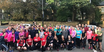 GoodGym Runners in Leeds