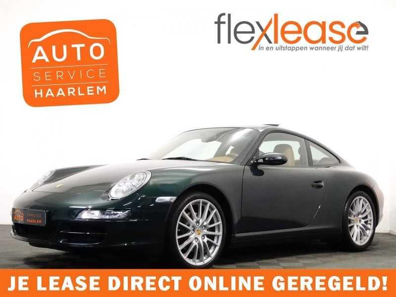 Porsche 911 [997] 3.6 Carrera 4 Tiptr Automaat, Schuifdak, Xenon, Full, orig 54 dkm afbeelding 1