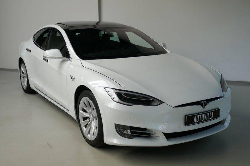 Tesla Model S 75D 4% PANODAK - ex.BTW afbeelding 3