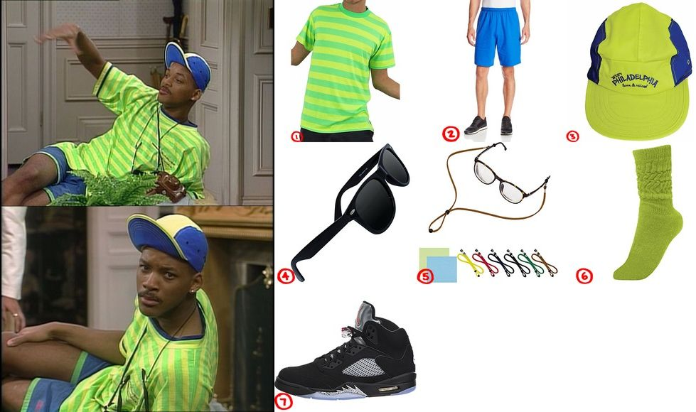 Fresh Prince Cosplay & Costume Guide