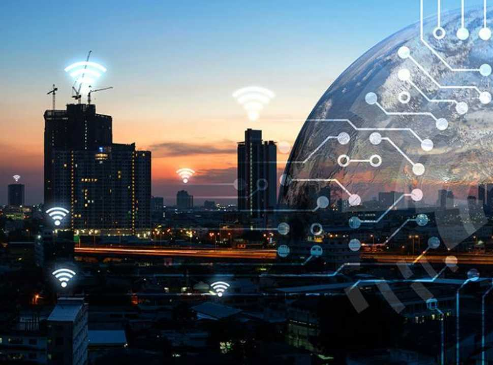 Accruent - Resources - Blog Entries - How IoT Remote Monitoring Can Improve Corporate Real Estate Facilities Management Systems  - Hero