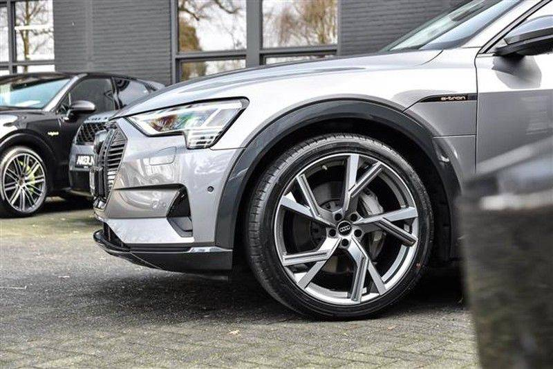 Audi e-tron 55 QUATTRO ADVANCED MASSAGE+PANO.DAK NP.126K afbeelding 12