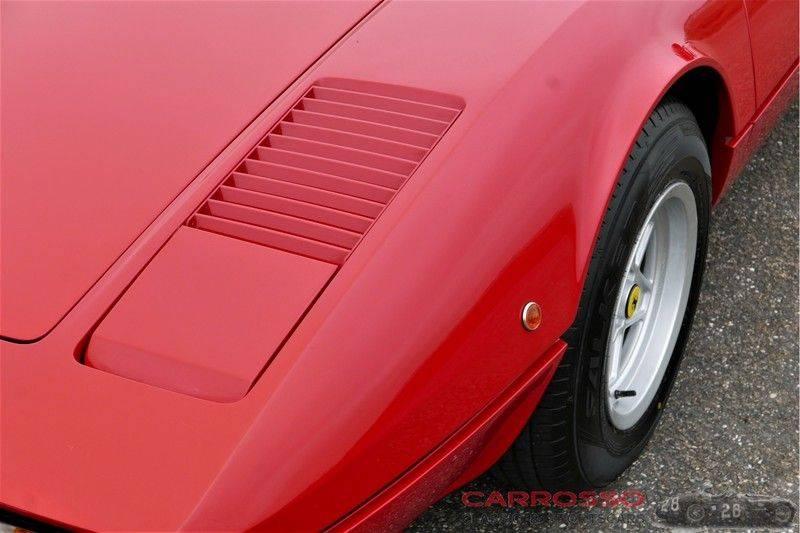 Ferrari 308 GTB Carburetor / Dry-sump afbeelding 16