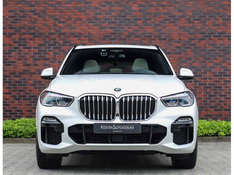 BMW X5 xDrive45e High Executive *Luchtvering*HUD*Pano*Laser*Harman/kardon* afbeelding 9