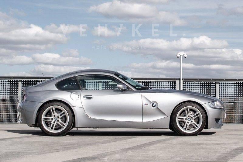 BMW Z4M Coupé 3.2 // Mint condition // Z4M afbeelding 4