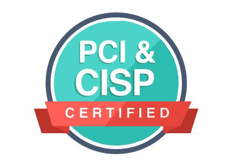 PCI/CISP certified