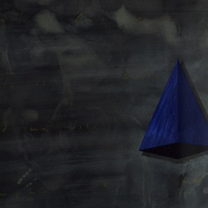 "Bengt Saltö, Sweden. ""The Letter to my Mother"" 2000. Mixed media, 59x84cm"