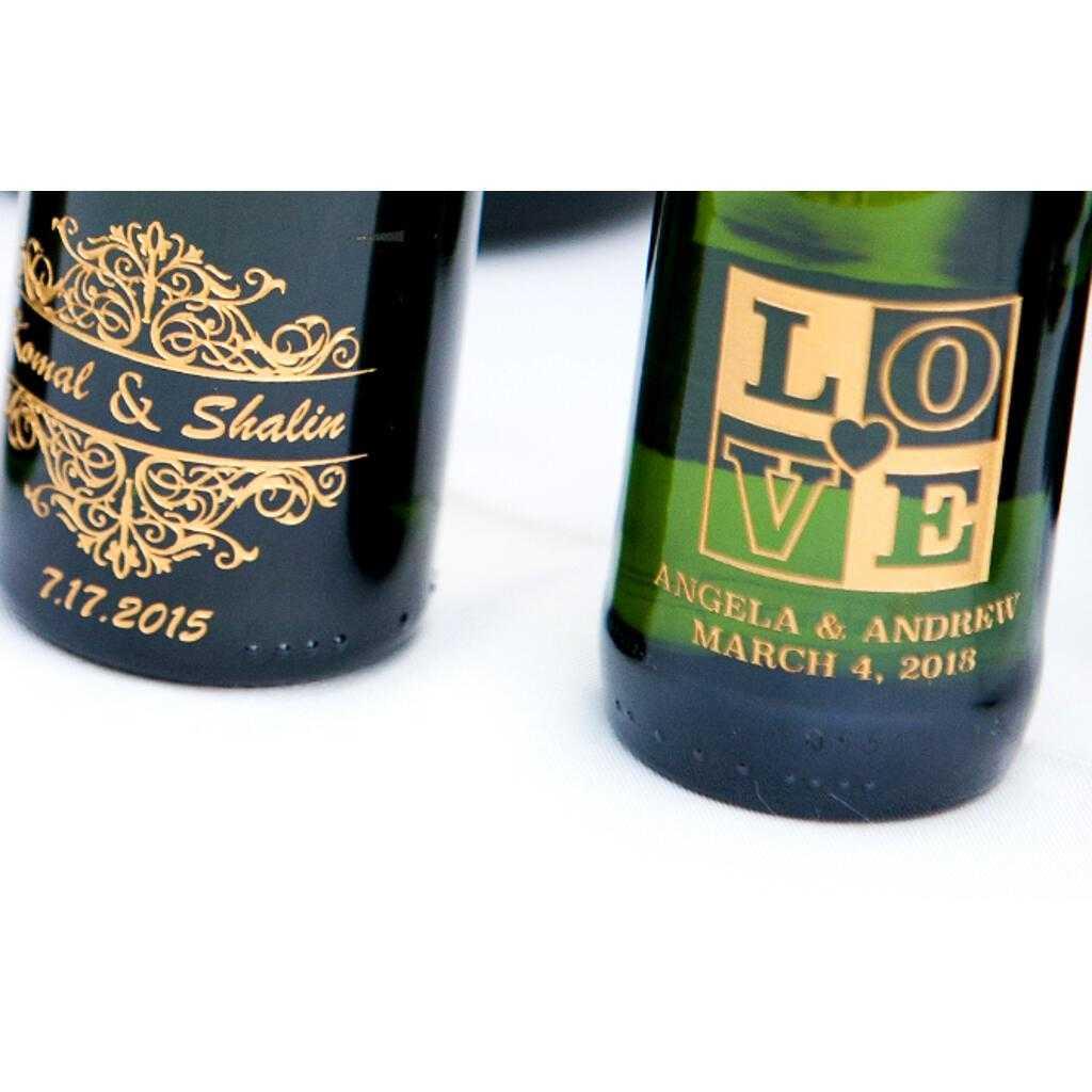 mini alcohol bottles