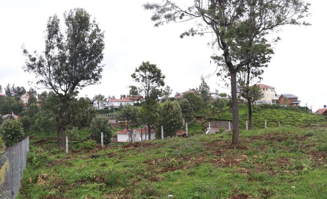 View of Sua Serenitea from a plot at Hillsview