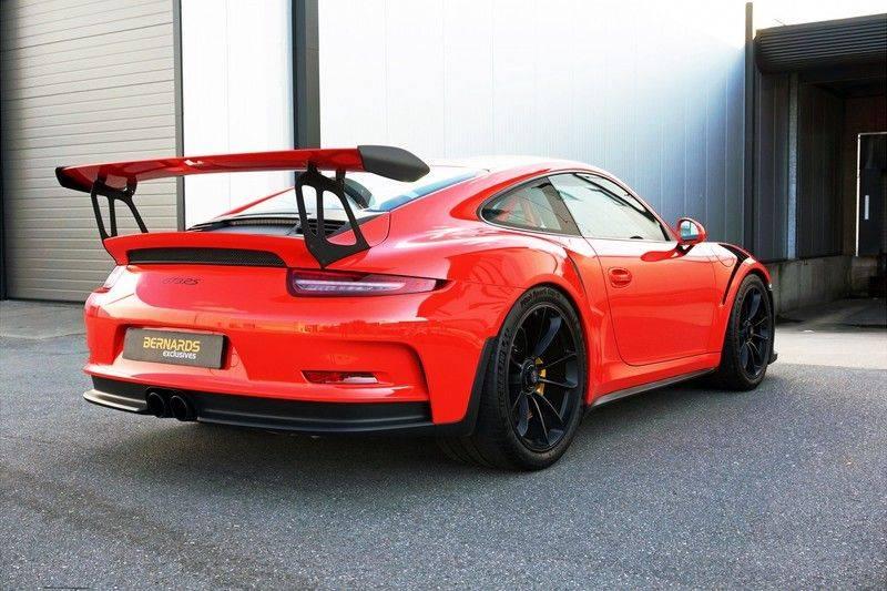 Porsche 911 4.0 GT3 RS *Lift *918 seats *PCCB afbeelding 24