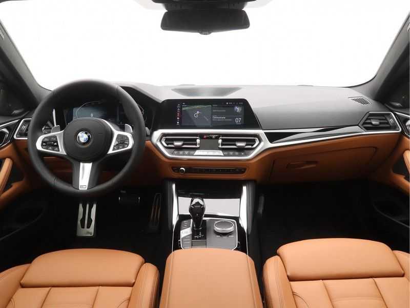 BMW 4 Serie Coupé 420i High Executive M-Sport Automaat afbeelding 18