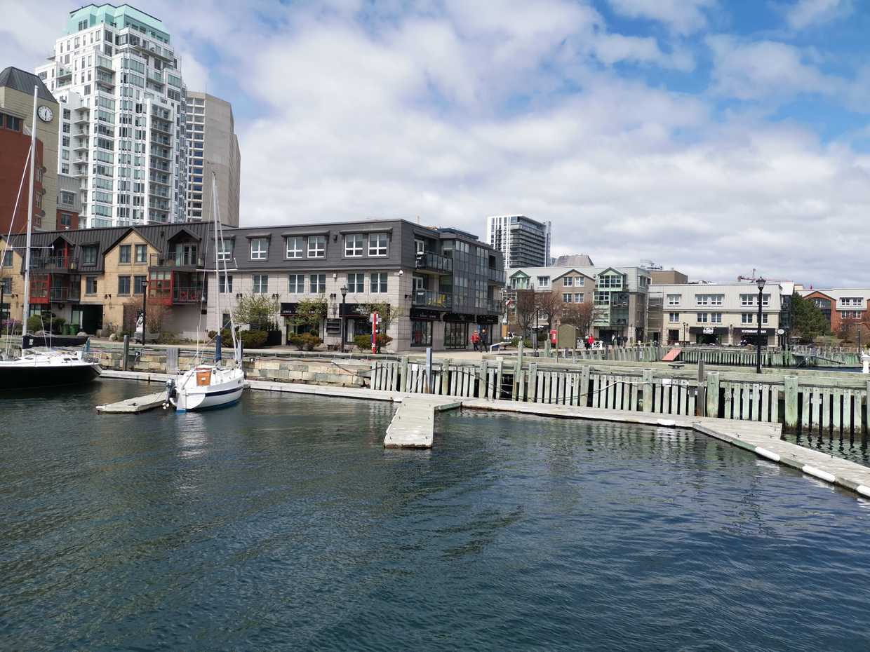 Welcome to Halifax cover image