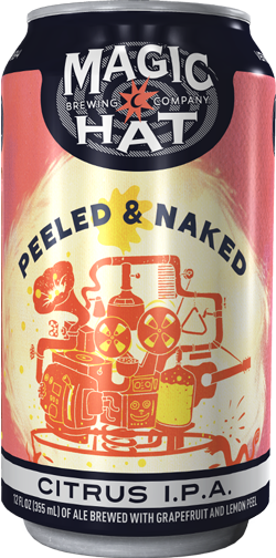 Peeled & Naked Can