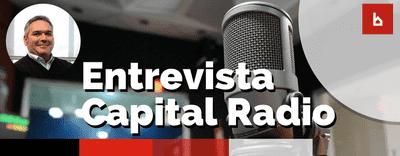 Entrevista en Capital Radio a Alejandro Marín, CEO de Brokalia