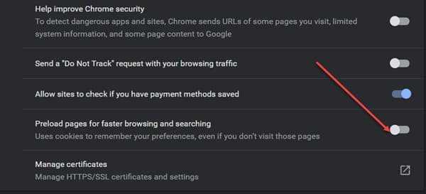 Google Chrome Fix 100% Disk Usage