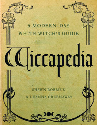 Wiccapedia book cover