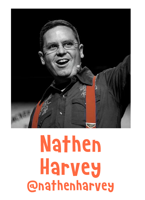 Nathen Harvey