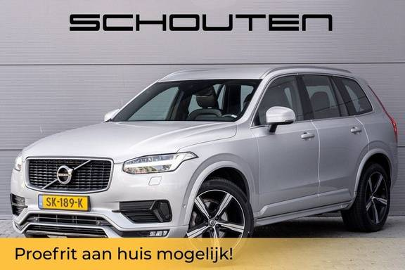 """Volvo XC90 D5 236pk AWD R-Design 7-pers. Luchtv. Acc Camera 20"""""""