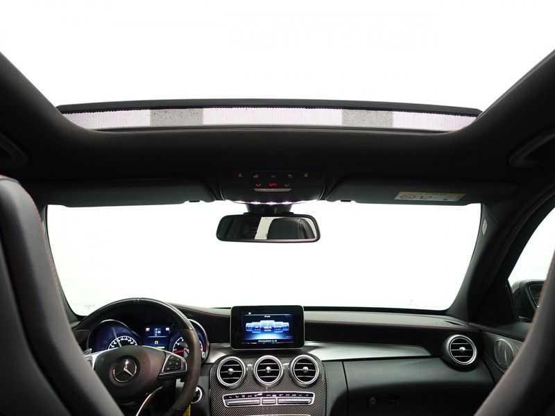 Mercedes-Benz C-Klasse 43 AMG 4MATIC 368pk Performance Carbon, Pano, Full afbeelding 2