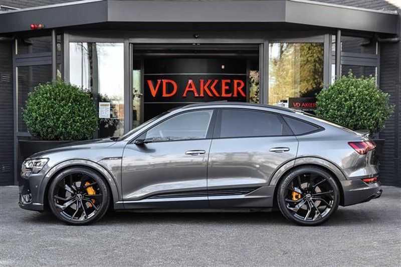 Audi e-tron SPORTBACK 55 QUATTRO S-EDITION HEAD-UP+22INCH afbeelding 10