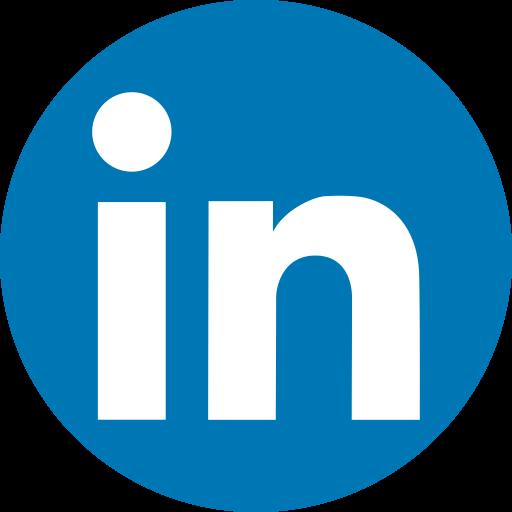 Icono de Linkedin