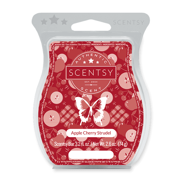 Apple Cherry Strudel Scentsy Bar
