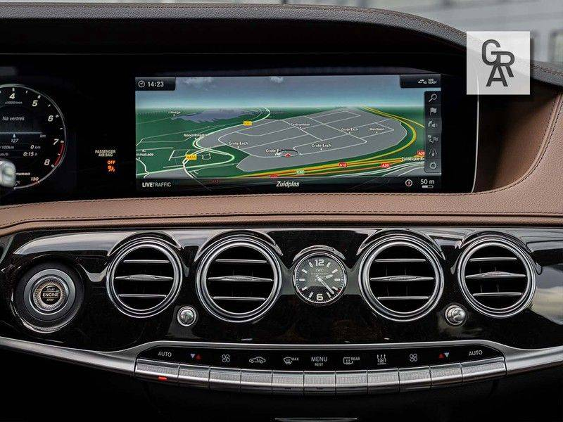 Mercedes-Benz S63-klasse 4Matic Lang 63 AMG 4Matic+ Lang Premium Plus afbeelding 17