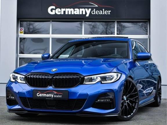 BMW 3 Serie 320d 190pk M-Performance Dak Laser HUD El-Memo Standk DA HiFi Keyless Live-Cockpit