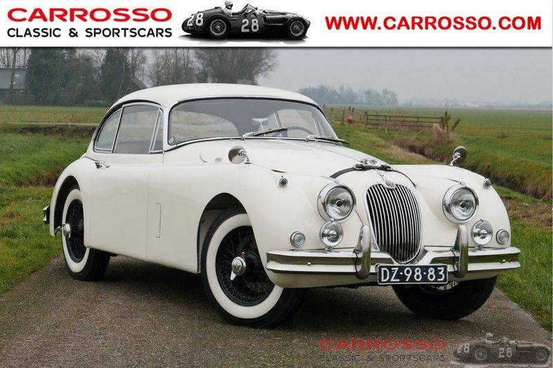 Jaguar XK 150 3.4 FHC Matching Numbers / Restored afbeelding 1