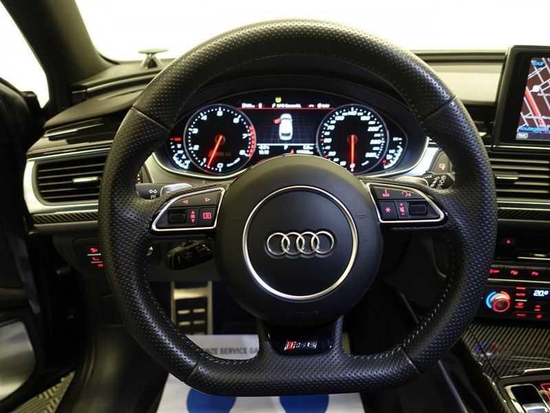 Audi A6 Avant 4.0 TFSI RS6 Quattro Performance 605pk Aut- B&O, Nightvision, Head-up, Orig NL Auto! afbeelding 10