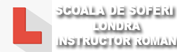 Instructor Auto Londra logo